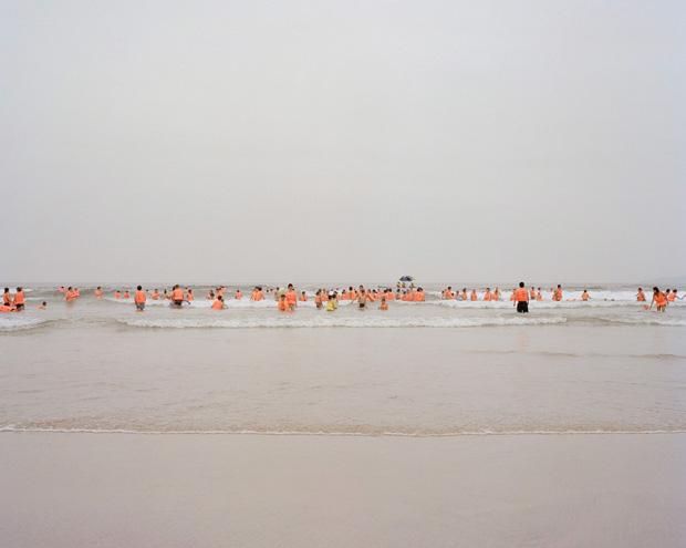 Coastline . La photographie de Zhangxiao.