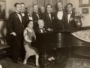 Ravel 07mars 1928