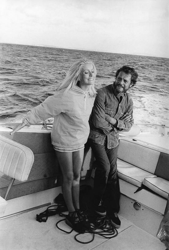 Catherine et Marcello