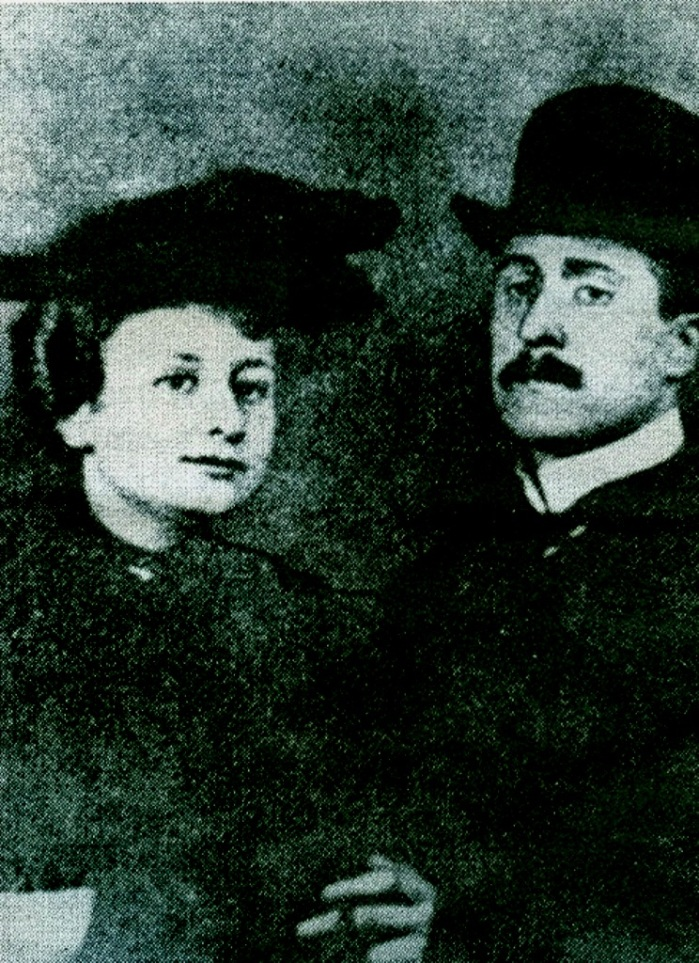 Annie PLAYDEN et Guillaume APOLLINAIRE