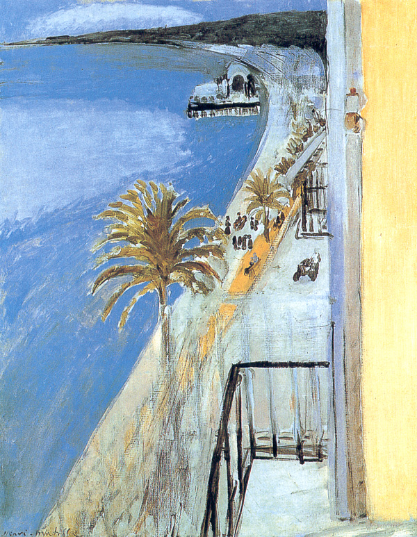Matisse-The-Bay-of-Nice
