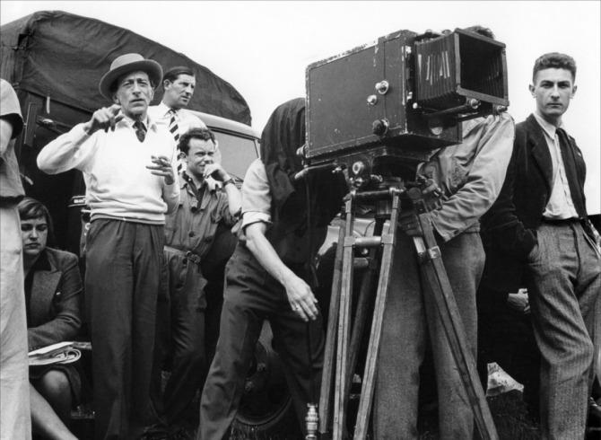 Automne 1949 Tournage d'Orphée